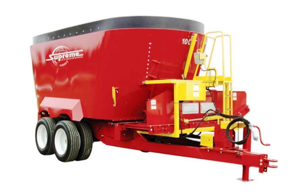 Owen Cattle Co  Ltd | Supreme | Cattle Diet Feeders | Mixer Wagons