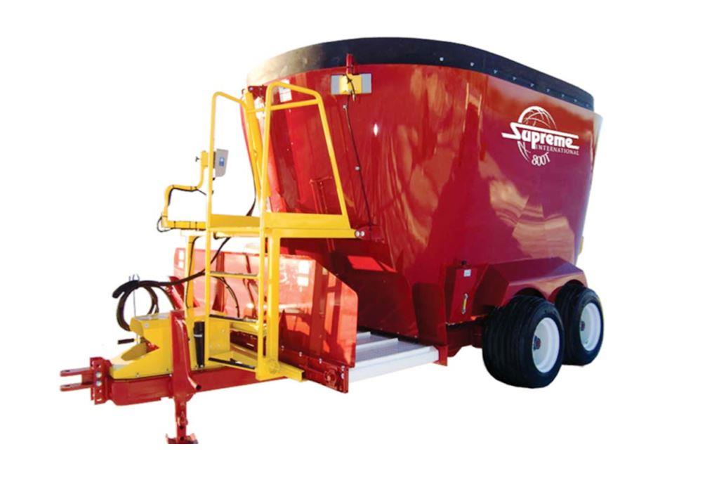 Owen Cattle Co  Ltd | Supreme | Cattle Diet Feeders | Mixer